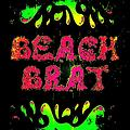 Beach Brat - Sea Creature