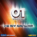 12 - ENGANCHADOS DE REGGAETON - The New Generation Dj Vaz - ARTISTAS VARIOS