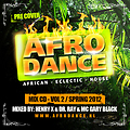 AFRO DANCE VOL.2 2012 MIXED BY HENRY X & DR.RAY HOSTED BY GARY BLACK