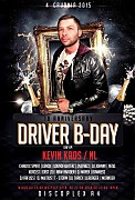 Discoplex A4 (Pietna) - DJ Driver 18 Anniversary B-Day (Re-Build Set) (04.12.2015)