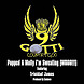 9Gotti   Popped A Molly I'm Sweating (WOOO) Ft.Trinidad James Prod. By Cashova (Radio)