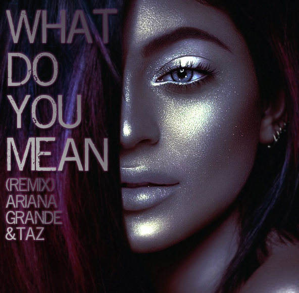 Ariana Grande Thank You Song Download: What Do You Mean (remix) Ft. Ariana Grande, Taz By