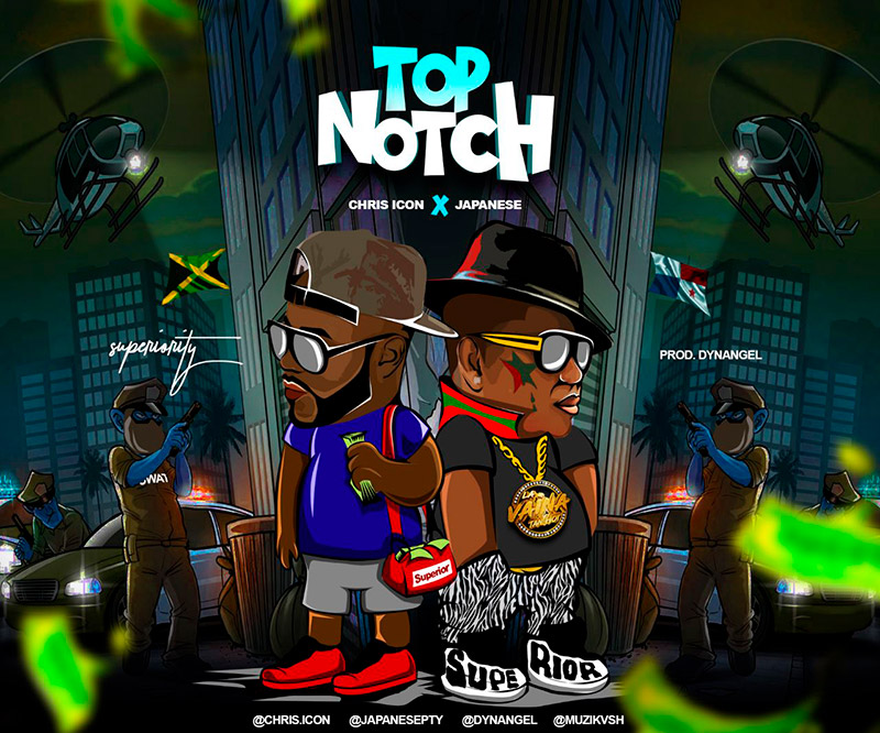 Chris Icon Ft Japanese - Top Notch By Dynangel