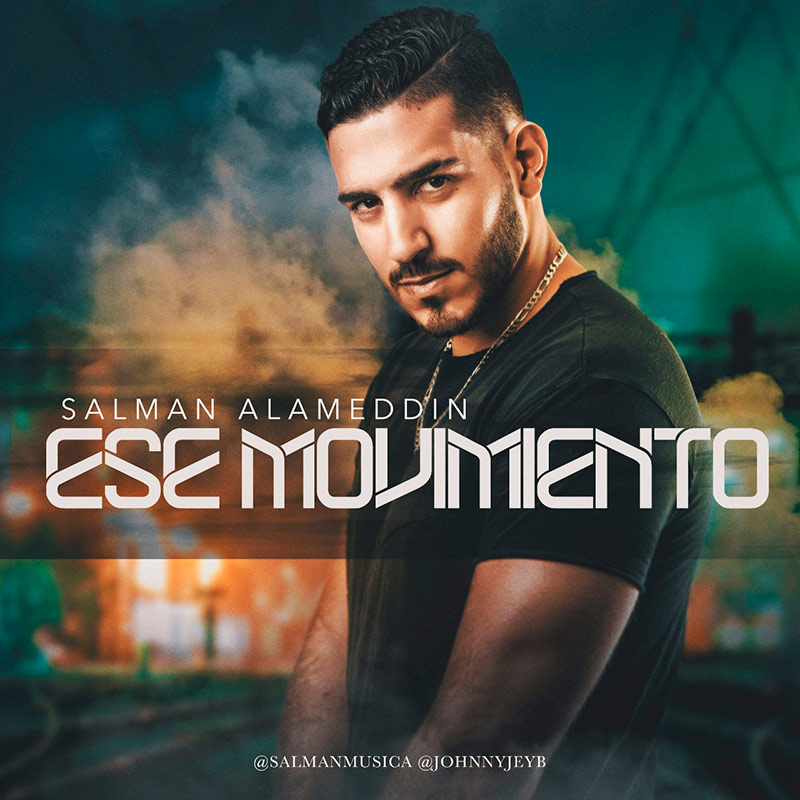 Salman Alameddin - Ese Movimiento by Johnyjeyb