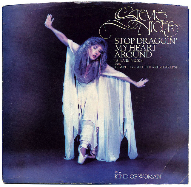 Stevie Nicks With Tom Petty Amp The Heartbreakers Stop