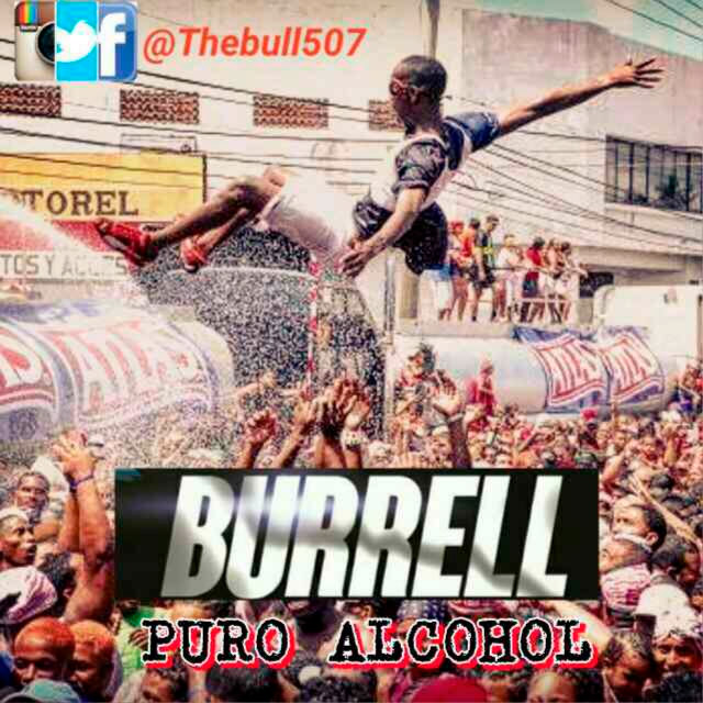 Burrel - Puro Alcohol