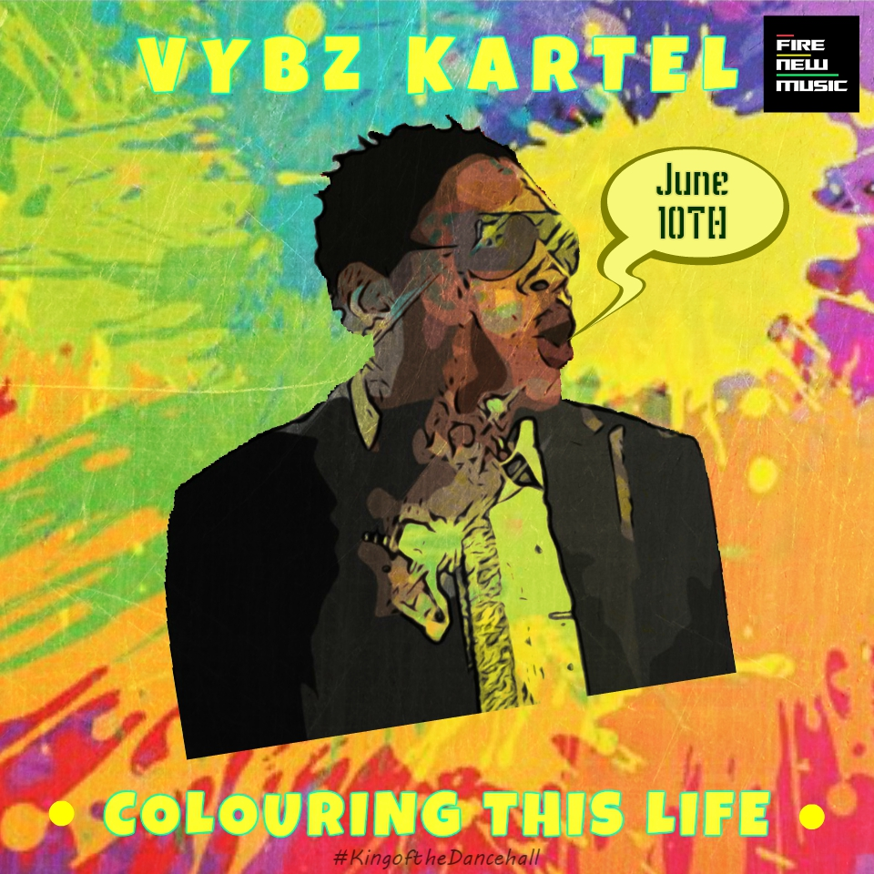 Coloring Book Vybz Kartel Free Image View Images
