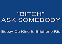 Beezy Da King ft. Brightmo Rio - Bitch Ask Somebody 2013