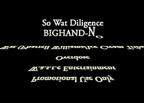 BIGHAND-NO Official So Wat Music Video